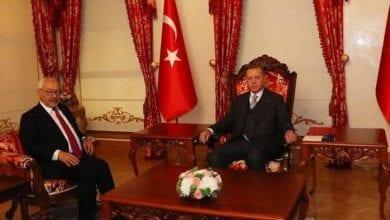 Photo de Que fait Rached Ghannouchi en Turquie ?