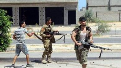 Photo de Vidéo montre des dizaines de mercenaires transportés par la Turquie pour combattre en Libye