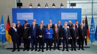 la conférence de Berlin