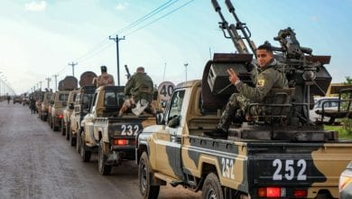 صورة النظام التركي يطالب الناتو بالتدخل لوقف تقدم الجيش الليبي نحو طرابلس