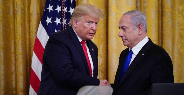plan de paix de Trump