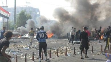 Photo de Six personnes morts dans de violents affrontements en Irak