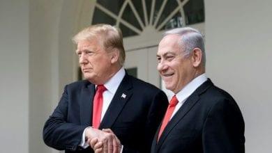 Photo de Trump reçoit Netanyahu avant de présenter un plan de paix