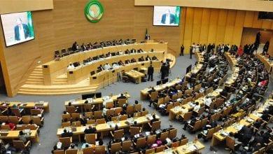 قمة السلم والأمن الأفريقي