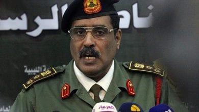 صورة الجيش الليبي يحذر من نشر إرهاب النظام التركي في العالم