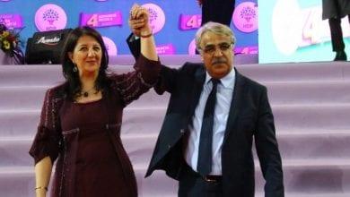 صورة حزب الشعوب التركي يعقد مؤتمره بمشاركة عربية ودولية واسعة