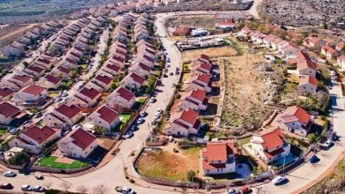 صورة مشروع إسرائيلي استيطاني خطير سيقسم الضفة الغربية إلى شطرين