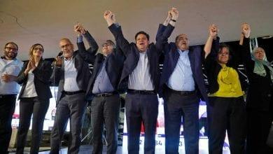 صورة الأحزاب الإسرائيلية تختتم حملاتها الانتخابية إستعداداً للإقتراع