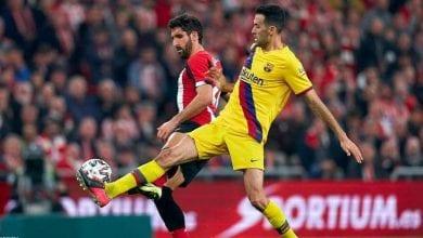 """صورة ملعب """"سان ماميس"""" يحتضن الليلة مباراة نصف نهائي كأس ملك إسبانيا"""