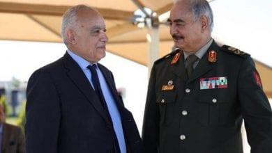 صورة محادثات جنيف: توافق الأطراف الليبية علىاستمرار الهدنةالتي بدأت في 12 يناير
