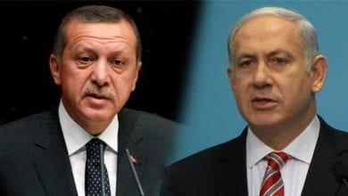 صورة بالفيديو: أردوغان يهنئ اليهود بعيد الفصح ويرسل لإسرائيل شحنات مواد طبيَة