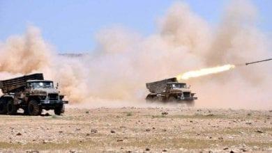 صورة الجيش السوري يقصف نقطة مراقبة تركية في منطقة الشيخ عقيل