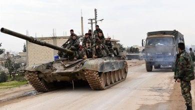 صورة الجيش السوري يسيطر على مدينة سراقب الاستراتيجية ويبدأ بتمشيطها