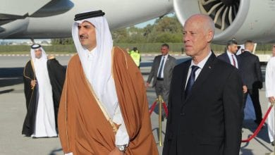 صورة فشل الوساطة القطرية بين حركة النهضة والرئيس التونسي