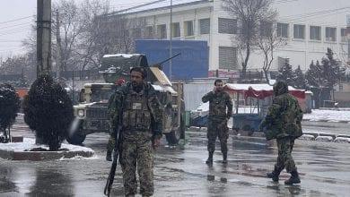 صورة انتحاري يفجر نفسه ويقتل خمسة أشخاص في العاصمة الأفغانية كابول