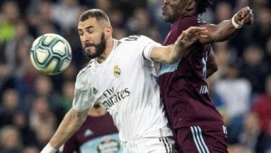 Photo de Le Real Madrid et le Celta Vigo font match nul 2-2