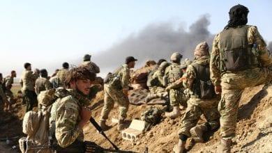صورة القوات التركية تشن عدواناً واسعاً على إدلب وتشتبك مع الجيش السوري