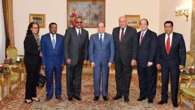Photo of Abdel Fattah Al-Sisi confirmed Egypt's keenness in strengthening cooperation with Ethiopia on the ongoing Renaissance Dam negotiations