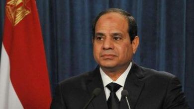 Photo de Al-Sissi:  le consensus sur la Libye a été violé par plusieurs parties régionales