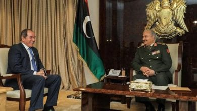 "Photo of Algerian Foreign Minister in Benghazi to meet Haftar with ""peace initiative"""