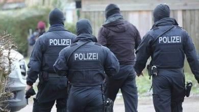 Photo de Allemagne: 12 personnes arrêtées pour avoir formé une organisation terroriste extrémiste