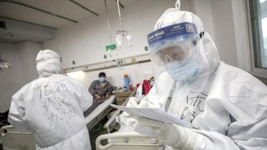 Photo of China reported further fall in new virus cases to 889, 118 deaths