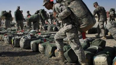 صورة الولايات المتحدة ستواصل تخفيض وجودها العسكري في العرق