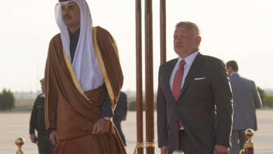 Photo of Emir of Qatar starts Arab tour of Jordan, Tunisia and Algeria, his first foreign trip in 2020.