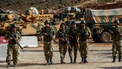 Photo of Five Turkish soldiers killed in Syria's Idlib and wounded five more on Monday