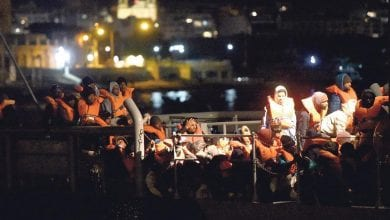 Photo of Four boats carrying around 215 migrants 'stuck' in Malta's SAR