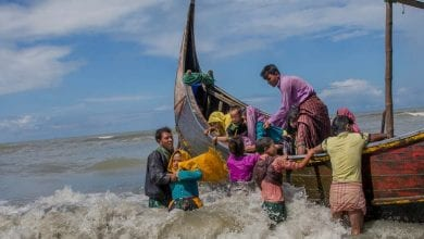 Photo of Fourteen Rohingya refugees drowned early Tuesday on boat off Bangladesh: Official