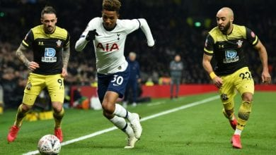 Gedson makes surprise start for Spurs against Leipzig
