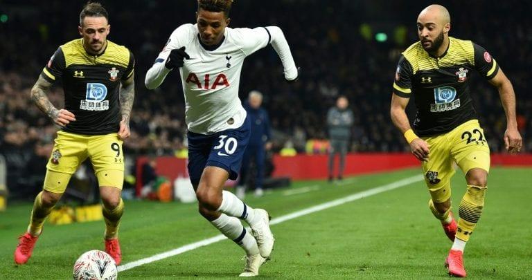 Gedson makes surprise start for Spurs against Leipzig
