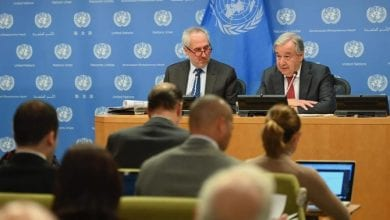 Photo of Guterres: UN safeguards international law regarding the Palestinian issue