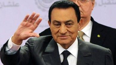 Photo de Hosni Moubarak est mort, trois jours de deuil national