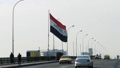 Photo of Iraqi authorities on Wednesday reopened Baghdad bridge shut for months by anti-government protesters