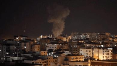 Photo of Israeli war-plains keep striking several targets in Gaza