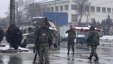Photo de Kaboul: Un kamikaze se fait exploser et tue cinq personnes