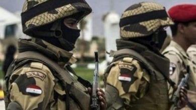 Photo de L'armée égyptienne déjoue un attentat terroriste dans le Sinaï