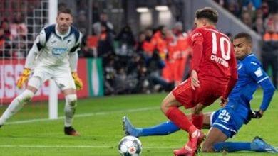 Photo de Le Bayern Munich bat Hoffenheim 4-3 en Coupe d'Allemagne