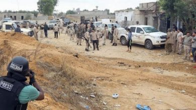 Photo de Les livraisons d'armes en Libye se poursuivent malgré l'embargo