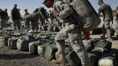 Photo de Les troupes américaines ont commencé leur retrait de 15 bases en Irak