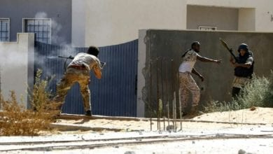 Photo of Libyan army arrested 13 fighters in Tropoli, including mercenaries from Turkey