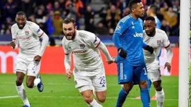 Photo de Lyon a battu la Juventus avec une victoire historique 1-0