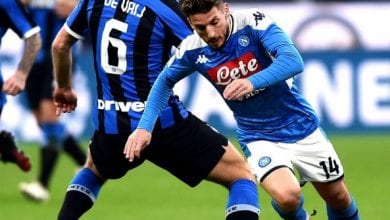 Photo of Naples en demi-finale de la Coppa Italia après avoir battu l'Inter Milan