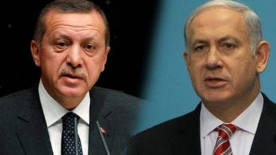 "Photo of Netanyahu: Erdogan calls me ""Hitler"", but trade between Turkey and Israel is thriving!"""