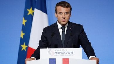 Photo of Political Islam has no place in France, says Emmanuel Macron