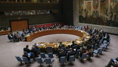 Photo de Projet de résolution britannique au Conseil de sécurité de l'ONU sur les mercenaires en Libye