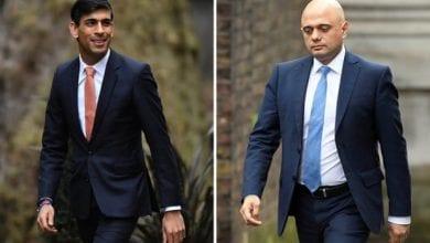 Photo of Sajid Javid resigns as chancellor in Boris Johnson reshuffle
