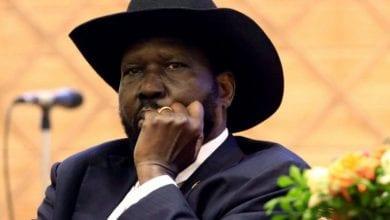 Photo de Salva Kiir ignore les appels internationaux à un consensus Riek Machar